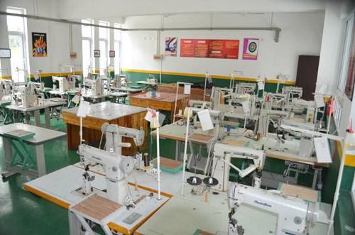针车实训室