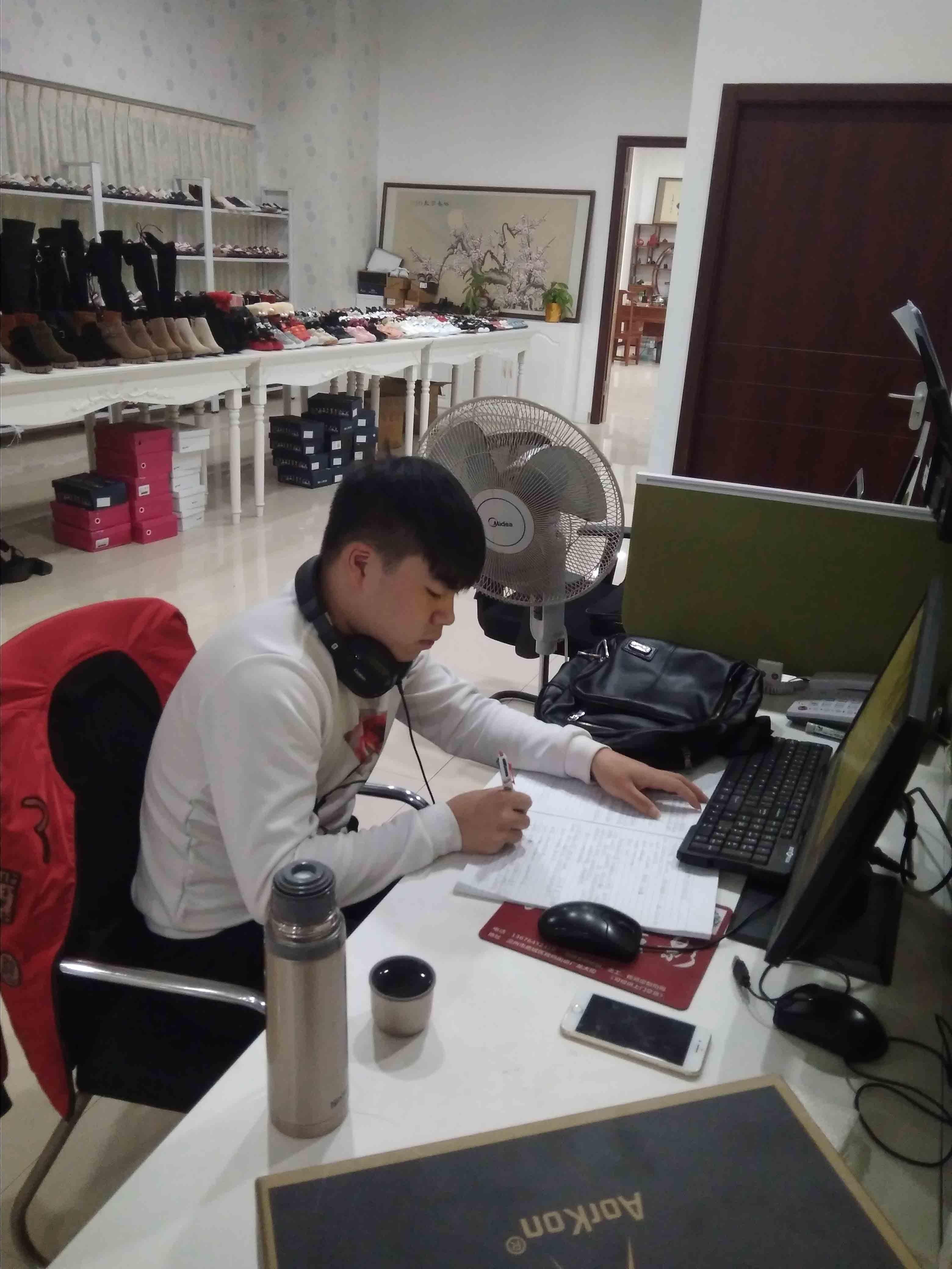邹卫-香港大鞋代温州分公司设计师